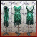 LATIN SALSA COMPETITION DRESS LDW (LT3506)