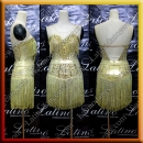 LATIN SALSA COMPETITION DRESS LDW (LT1477)
