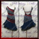 LATIN SALSA COMPETITION DRESS LDW (LT3507)