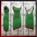 LATIN SALSA COMPETITION DRESS LDW (LT3508)