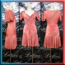 LATIN SALSA COMPETITION DRESS LDW (LT1482)