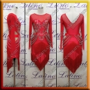 LATIN SALSA COMPETITION DRESS LDW (LT1485)