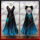 BALLROOM COMPETITION DRESS LDW (ST381)