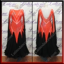 BALLROOM COMPETITION DRESS LDW (ST1026)