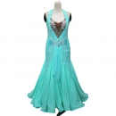 BALLROOM COMPETITION DRESS LDW (ST1027)