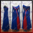BALLROOM COMPETITION DRESS LDW (ST1030)