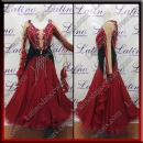 BALLROOM COMPETITION DRESS LDW (SS127)