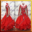 BALLROOM COMPETITION DRESS LDW (SS128)