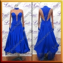 BALLROOM COMPETITION DRESS LDW (ST382)