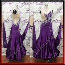 BALLROOM COMPETITION DRESS LDW (ST3503)