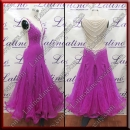 BALLROOM COMPETITION DRESS LDW (ST3504)