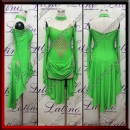LATIN SALSA COMPETITION DRESS LDW (LT3519)