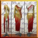 LATIN SALSA COMPETITION DRESS LDW (LT3524)
