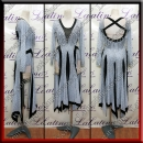 LATIN SALSA COMPETITION DRESS LDW (LT3525)