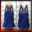 BALLROOM COMPETITION DRESS LDW (ST1032)