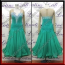 BALLROOM COMPETITION DRESS LDW (ST1033)