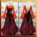 BALLROOM COMPETITION DRESS LDW (ST3507)