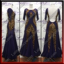 BALLROOM COMPETITION DRESS LDW (ST3508)