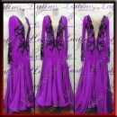 BALLROOM COMPETITION DRESS LDW (VS189)
