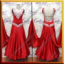 BALLROOM COMPETITION DRESS LDW (VS190)