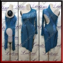 LATIN SALSA COMPETITION DRESS LDW (LT3081)
