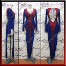 LATIN SALSA COMPETITION DRESS LDW (LT3527)