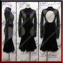 LATIN SALSA COMPETITION DRESS LDW (LT3528)