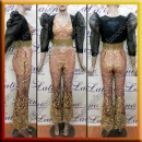 LATIN SALSA COMPETITION CATSUIT LDW (LT1518)
