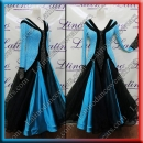 BALLROOM COMPETITION DRESS LDW (ST3511)