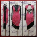 LATIN SALSA COMPETITION DRESS LDW (LT3533)