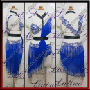 LATIN SALSA COMPETITION DRESS LDW (LT3094)
