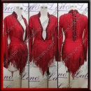 LATIN SALSA COMPETITION DRESS LDW (LT3098)