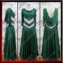 BALLROOM COMPETITION DRESS LDW (ST1039)