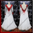 BALLROOM COMPETITION DRESS LDW (ST1041)