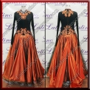 BALLROOM COMPETITION DRESS LDW (VS204)