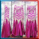 BALLROOM COMPETITION DRESS LDW (VS205)