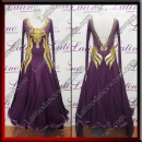 BALLROOM COMPETITION DRESS LDW (VS207)