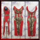 LATIN SALSA COMPETITION DRESS LDW (LS437)