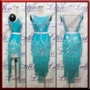 LATIN SALSA COMPETITION DRESS LDW (LT1522)