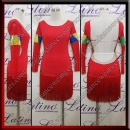 LATIN SALSA COMPETITION DRESS LDW (LT1523)
