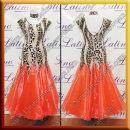 BALLROOM COMPETITION DRESS LDW (VS208)