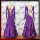 BALLROOM COMPETITION DRESS LDW (VS210)
