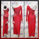 LATIN SALSA COMPETITION DRESS LDW (LT1526)