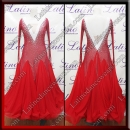 BALLROOM COMPETITION DRESS LDW (SS131)