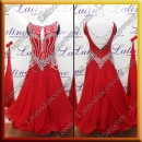BALLROOM COMPETITION DRESS LDW (SS133)