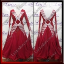 BALLROOM COMPETITION DRESS LDW (SS134)