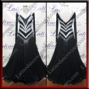 BALLROOM COMPETITION DRESS LDW (SS135)