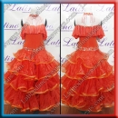 BALLROOM COMPETITION DRESS LDW (SS137)
