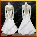 BALLROOM COMPETITION DRESS LDW (ST391)