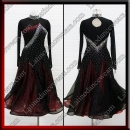 BALLROOM COMPETITION DRESS LDW (ST392)